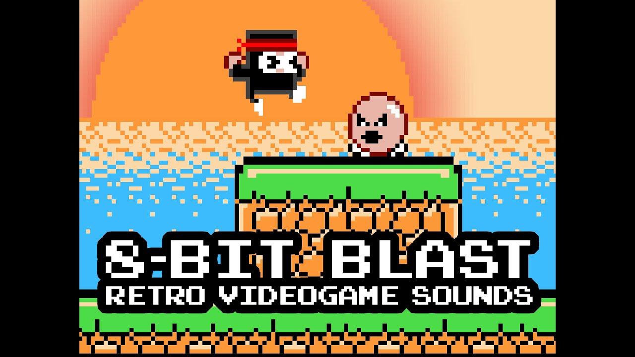 8bit1 - The Art of 8-bit Retro Sounds