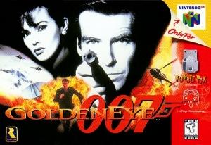 Golden Eye - Ten Retro Games You Can Play on a Retro Game PC Emulator
