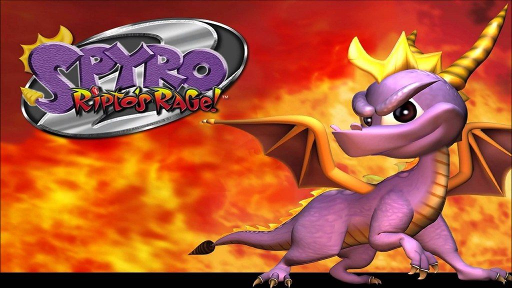 Spyro 1024x576 - Ten Retro Games You Can Play on a Retro Game PC Emulator