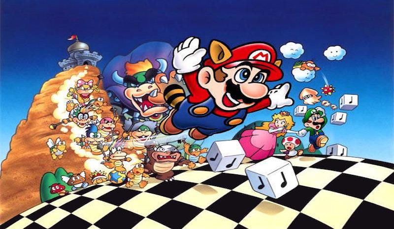 Super Mario - Ten Retro Games You Can Play on a Retro Game PC Emulator