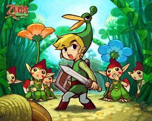 The Legend of Zelda 300x240 - The Legend of Zelda