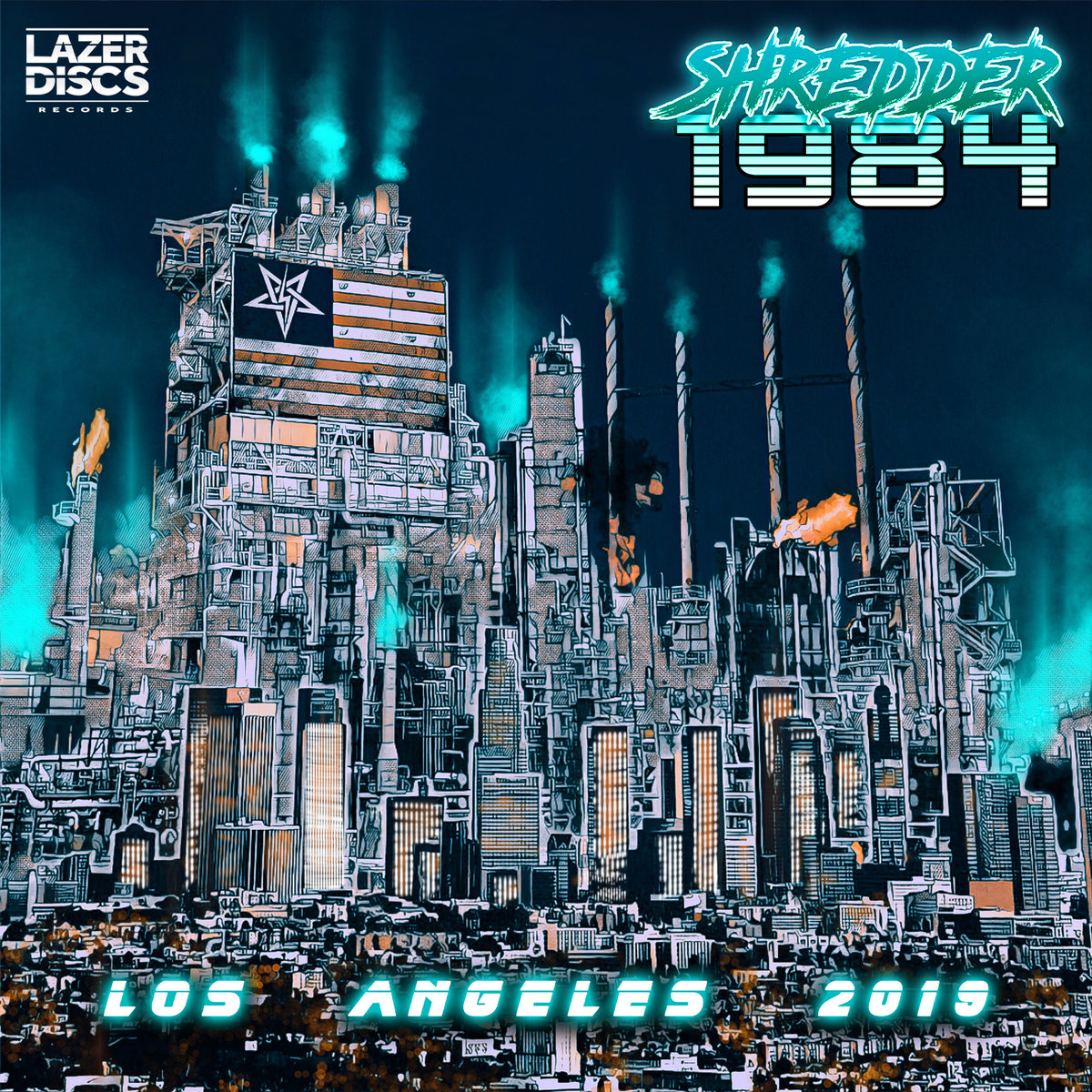 Shredder 1984 - Los Angeles 2019