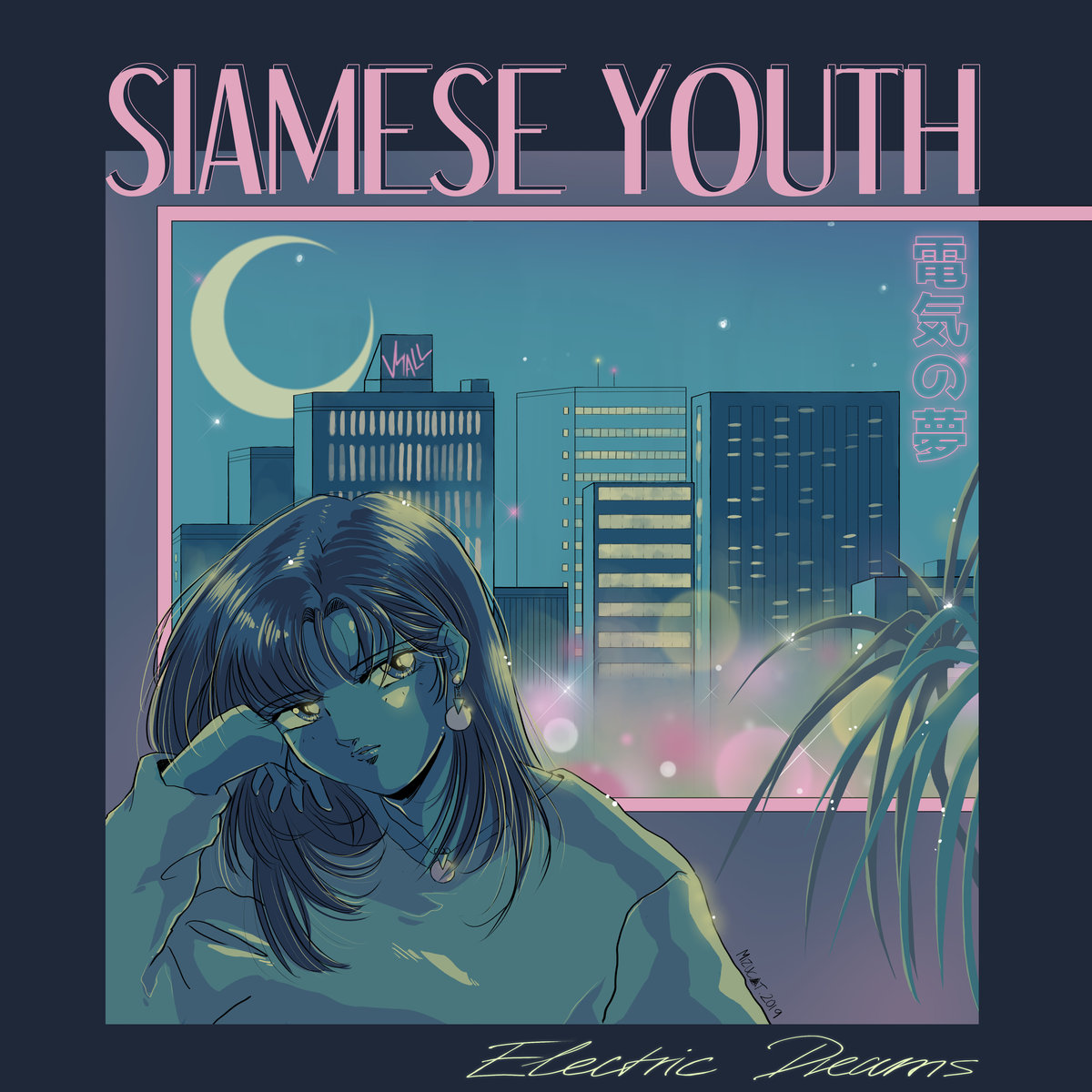 a0571635547 10 - Siamese Youth - Electric Dreams
