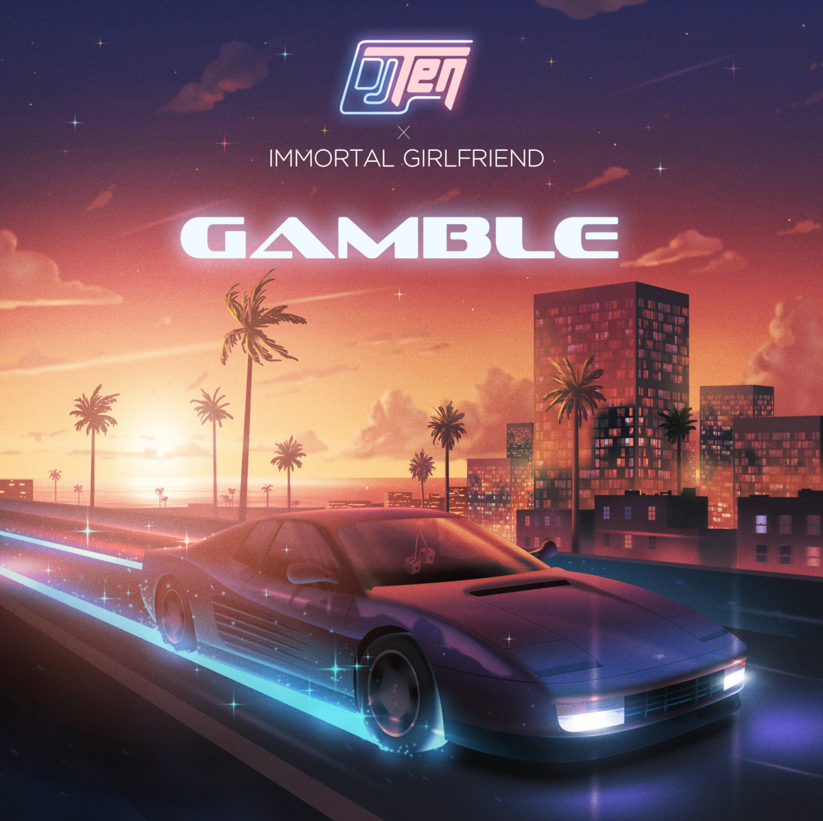 a2453963995 10 - DJ Ten & Immortal Girlfriend - Gamble