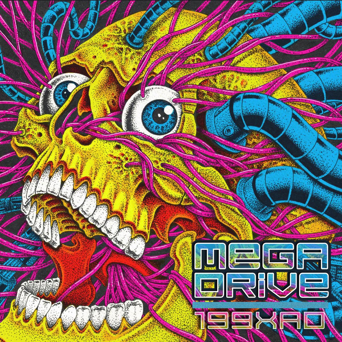 Mega Drive 199XAD