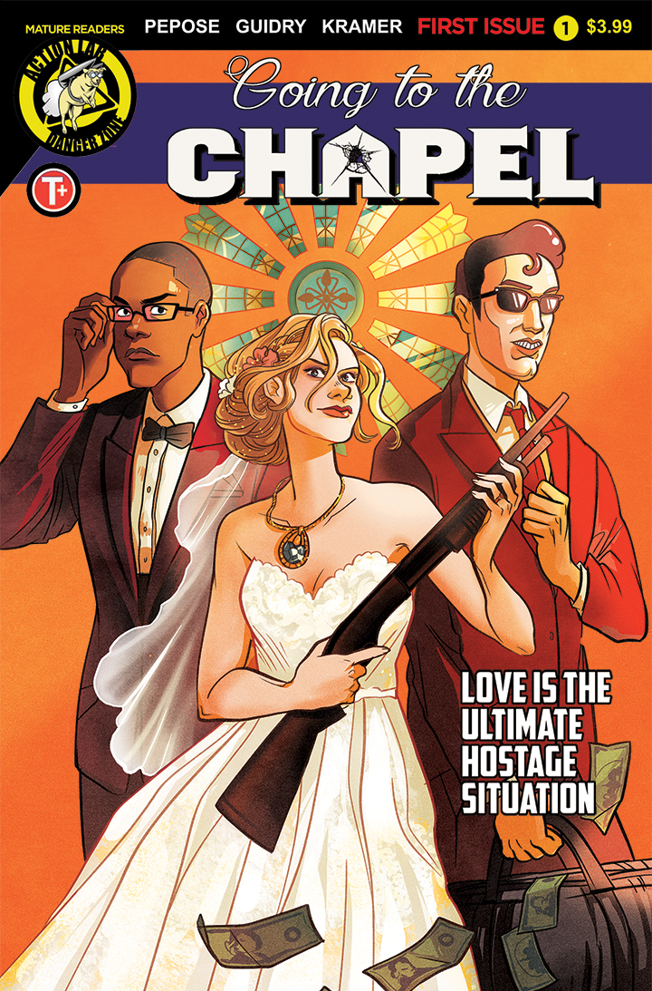 chapel ch1 cover A Sterle LTR - Going to the Chapel #1 Review