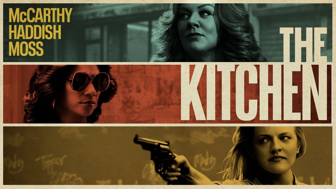 kitchen - Movie Review: THE KITCHEN (2019)