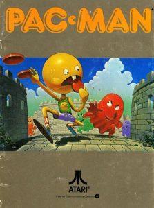 pac man Atari 400 800 version atari 1982 223x300 - pac man Atari 400 800 version, atari, 1982