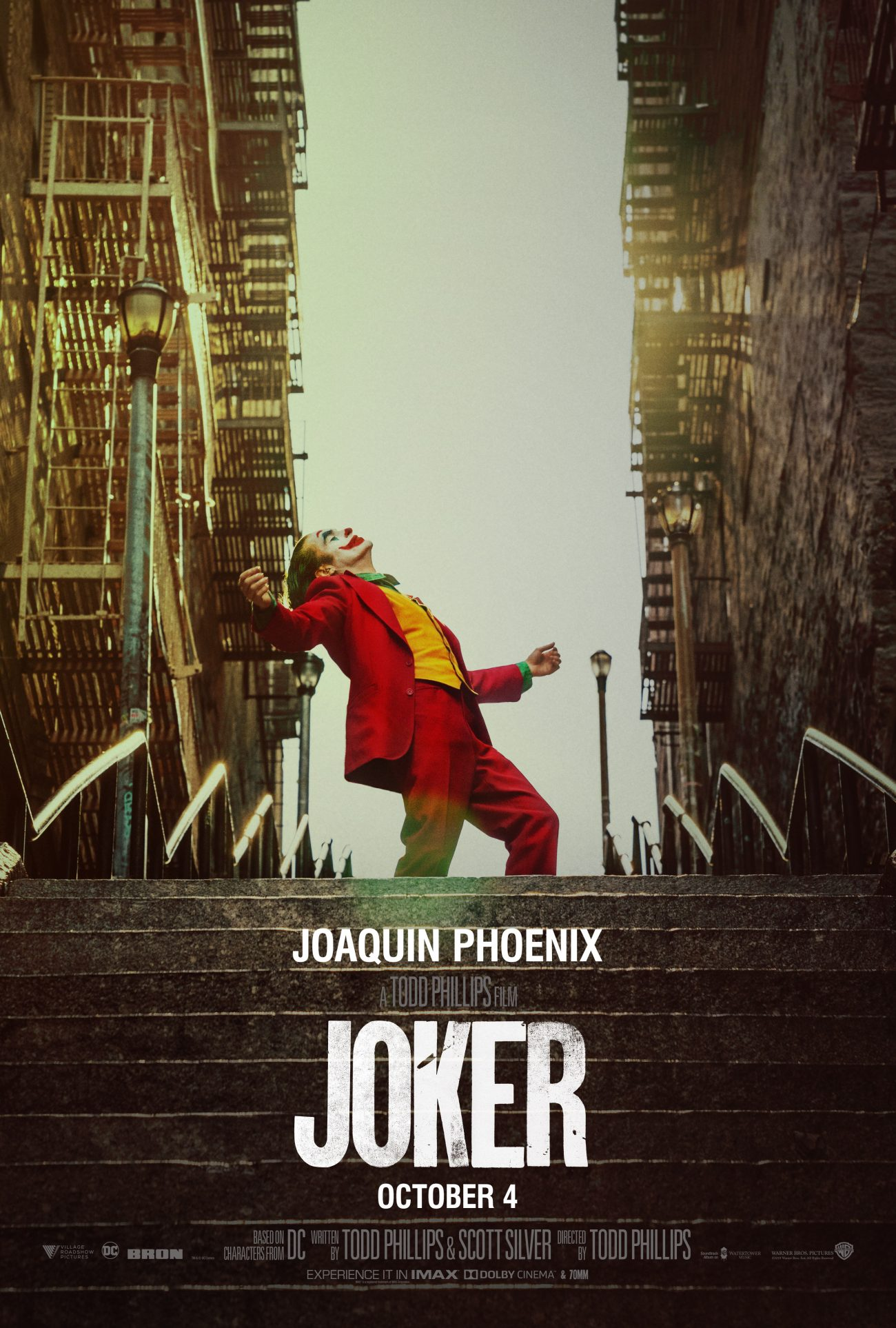 joker 1300x1926 - JOKER (2019) the review