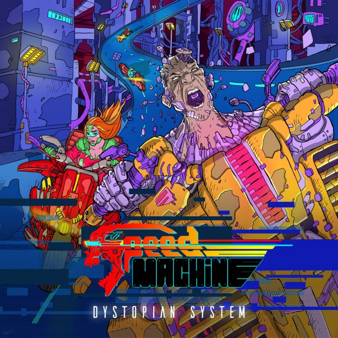 Speed Machine Dystopian System