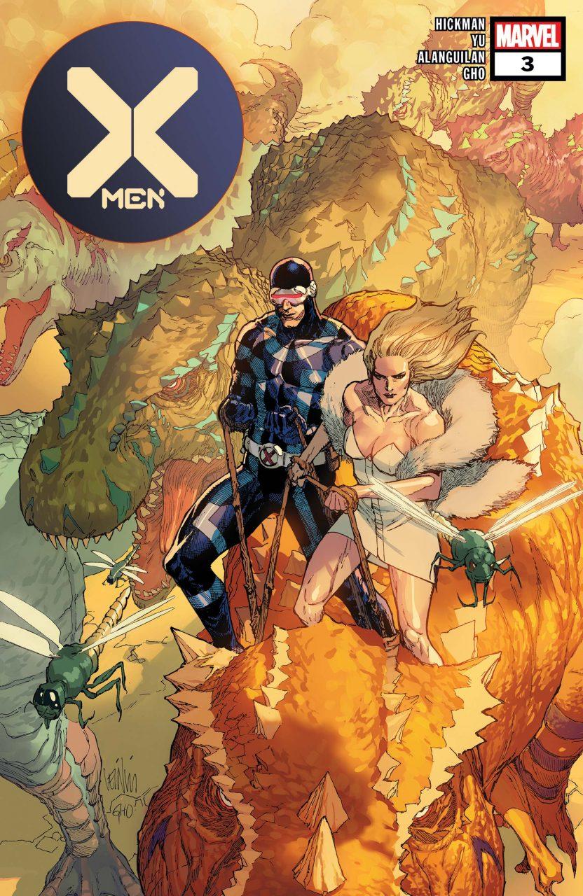X Men 3 cover - NewRetroWave Comic Podcast Ep. 2 -- Usagi Yojimbo #7, Ruby Falls #3, X-Men #3, The Misplaced #1, Touching Evil #1
