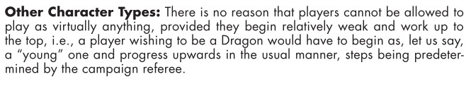 dont encourage them gary - Tabletop Tower: Original Dungeons & Dragons (Tactical Studies Rules, 1974) Part 1