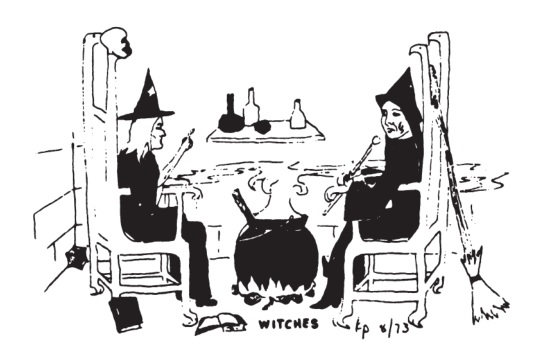 witches - Tabletop Tower: Original Dungeons & Dragons (Tactical Studies Rules, 1974) Part 1