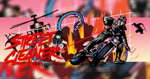 Street Cleaner the Video Game 1 300x158 - Street Cleaner the Video Game