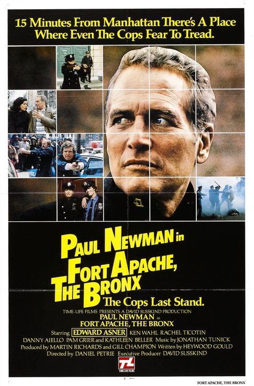 fort apache the bronx ver2 - Retro Movie Review: FORT APACHE the BRONX (1981)
