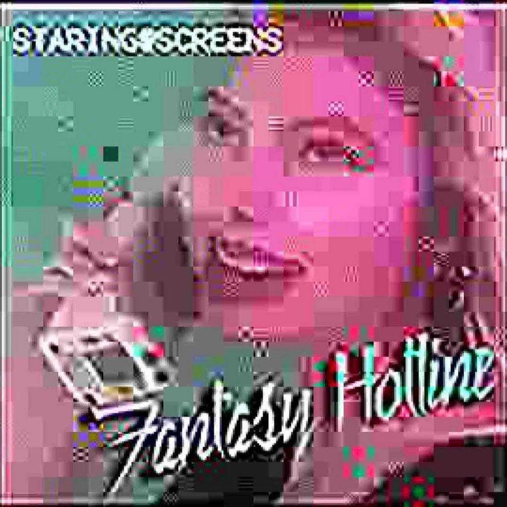 Staring at Screens Fantasy Hotline 1024x1024 - The Wonderous Weird World of Trevor Something Side Projects