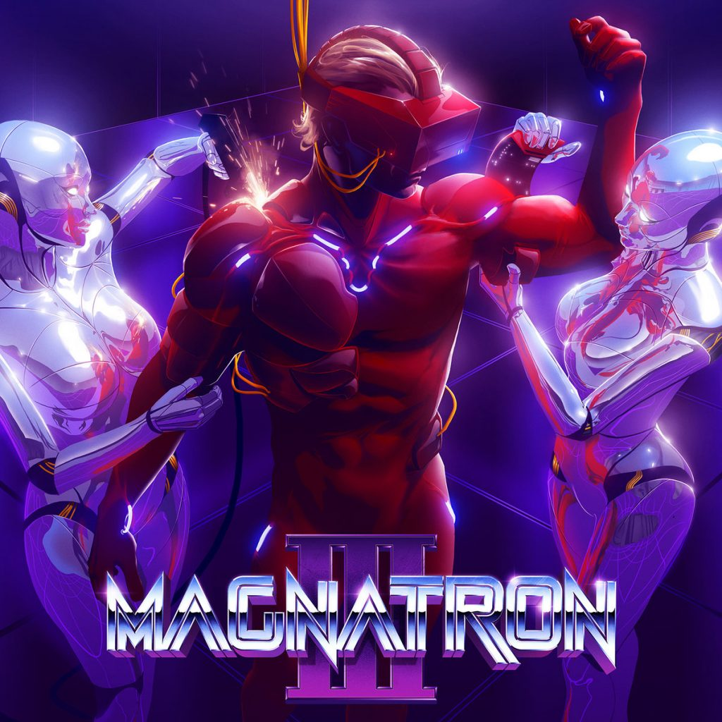 Magnatron III 1024x1024 - Magnatron III Debuts Friday July 24th!