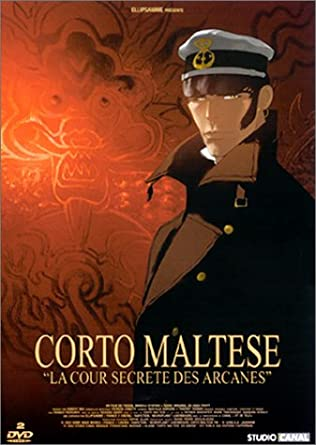 corto maltese - Corto Maltese in Siberia (english sub)