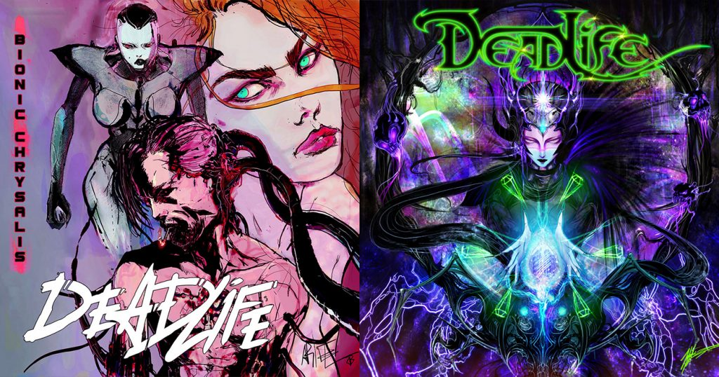 DEADLIFE Bionic Chrysalis The Order of Chaos 1024x538 - DEADLIFE - Past, Present, and Future