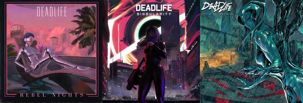 DEADLIFE City of Eternal Rain Singularity Rebel Nights 1024x348 - DEADLIFE - Past, Present, and Future