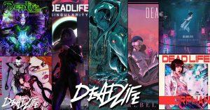 Deadlife Albums 300x158 - Deadlife Albums