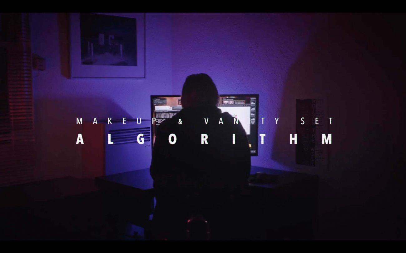 MAVS Algorithm Thumbnail 1300x813 - Makeup and Vanity Set drops new video 'Algorithm'