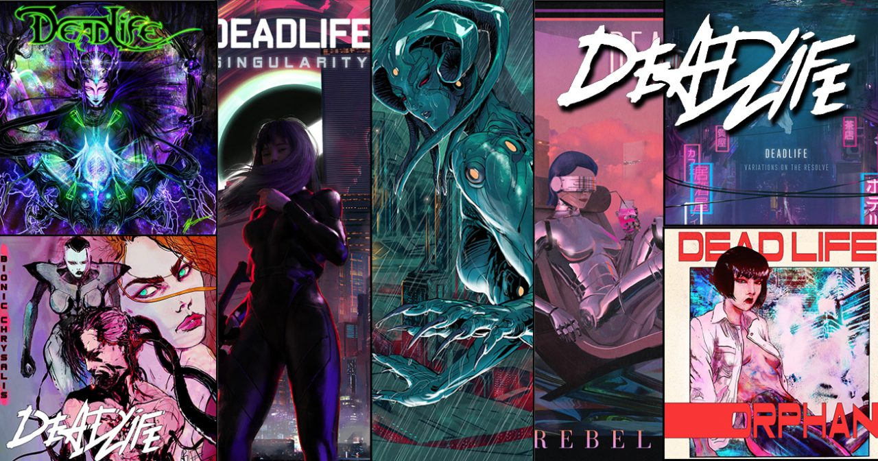 deadlife 2 - DEADLIFE - Past, Present, and Future