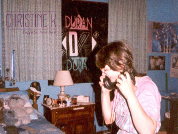 01280sbedr - Retro GOLD - 80s Teen Bedrooms