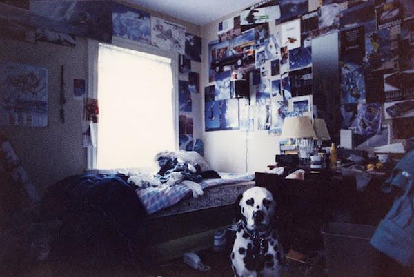 01780sbedr - Retro GOLD - 80s Teen Bedrooms