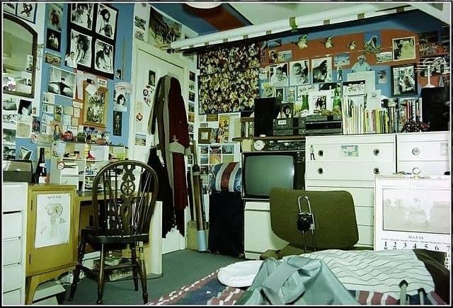 80s Teen Bedrooms