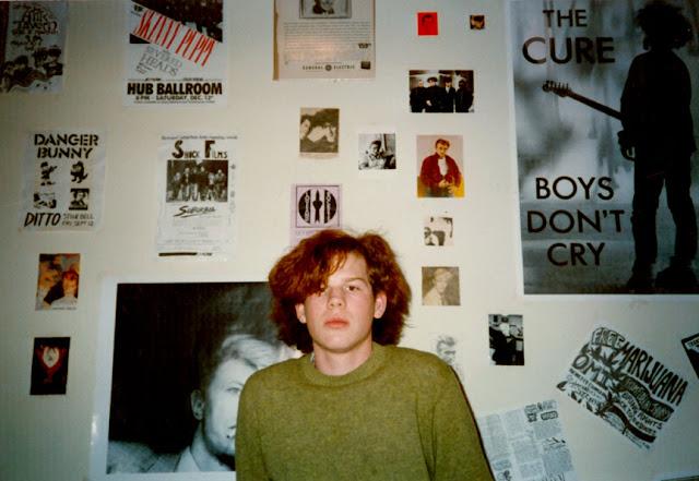 80s Teenagers in Their Rooms 19 - Retro GOLD - 80s Teen Bedrooms