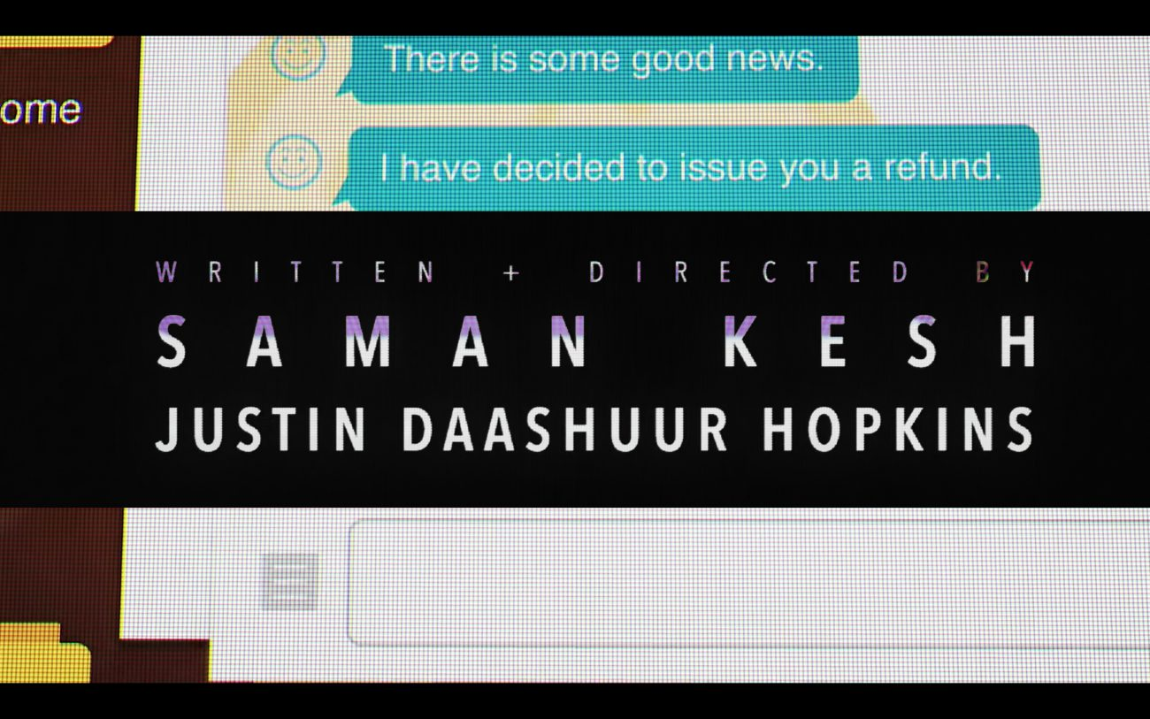 Screenshot 2020 10 12 at 13.59.30 1300x813 - Into the 'Algorithm' with Saman Kesh & Justin Hopkins