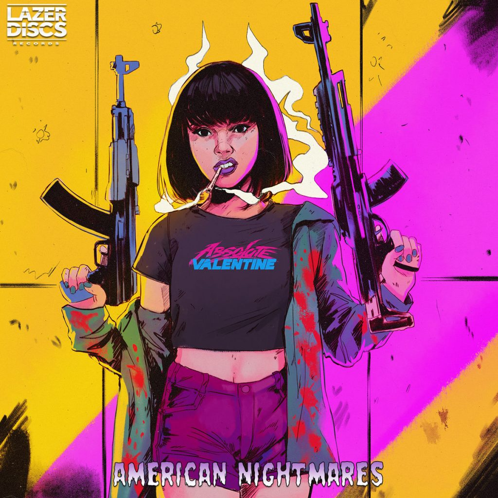a2799479245 10 1024x1024 - Absolute Valentine announces new album 'American Nightmares'
