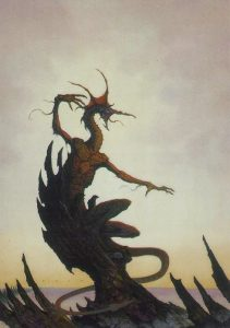 borys the dragon by brom 211x300 - borys-the-dragon-by-brom