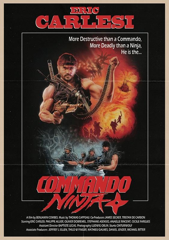 cf47bb940d8e689279b6ef685ed8291a original - The fight continues! Commando Ninja II needs your backup!