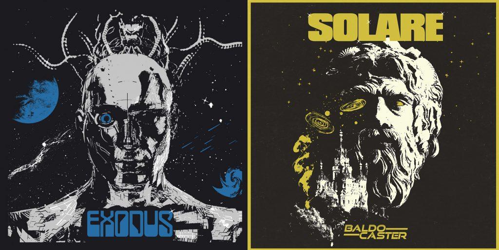Baldocaster Traveler CS Exodus Solare by Brouemaster Visual Decay