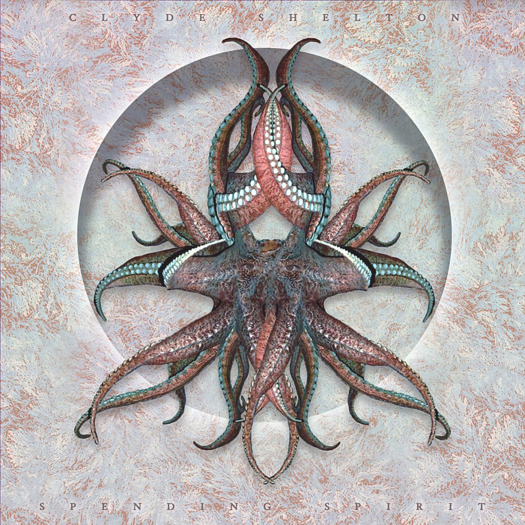 Clyde Shelton Spending Spirit 2 1024x1024 - Top 10 Retrowave Albums of 2020