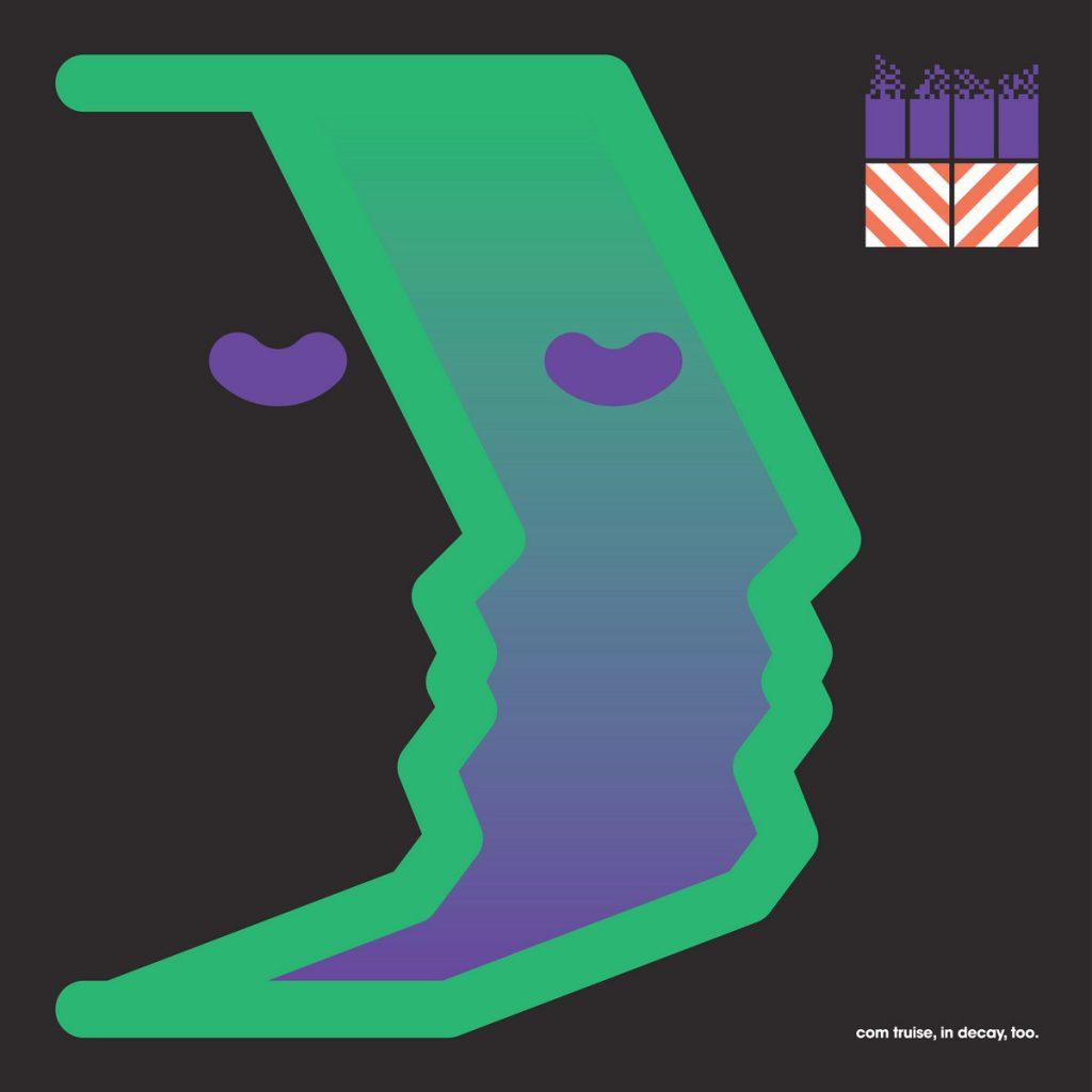 Com Truise In Decay Too 1 1024x1024 - Top 10 Retrowave Album Art of 2020