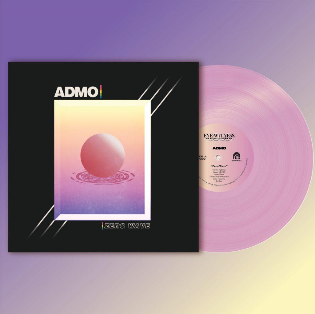 Eye Wittness Records ADMO Zero Wave 1024x1021 - ADMO - Zero Wave Released on Wax
