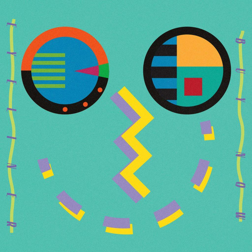 Eyeliner BUY NOW Deluxe Edition Artist Eyebodega 1 1024x1024 - Top 10 Retrowave Album Art of 2020
