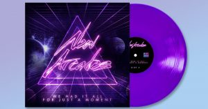 New Arcades We Had It All For Just A Moment SynthWave 300x158 - New Arcades We Had It All For Just A Moment SynthWave