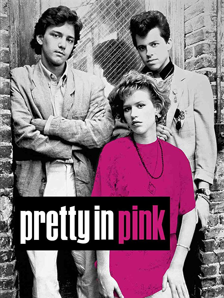 Pretty in Pink - Pretty in Pink (1986)