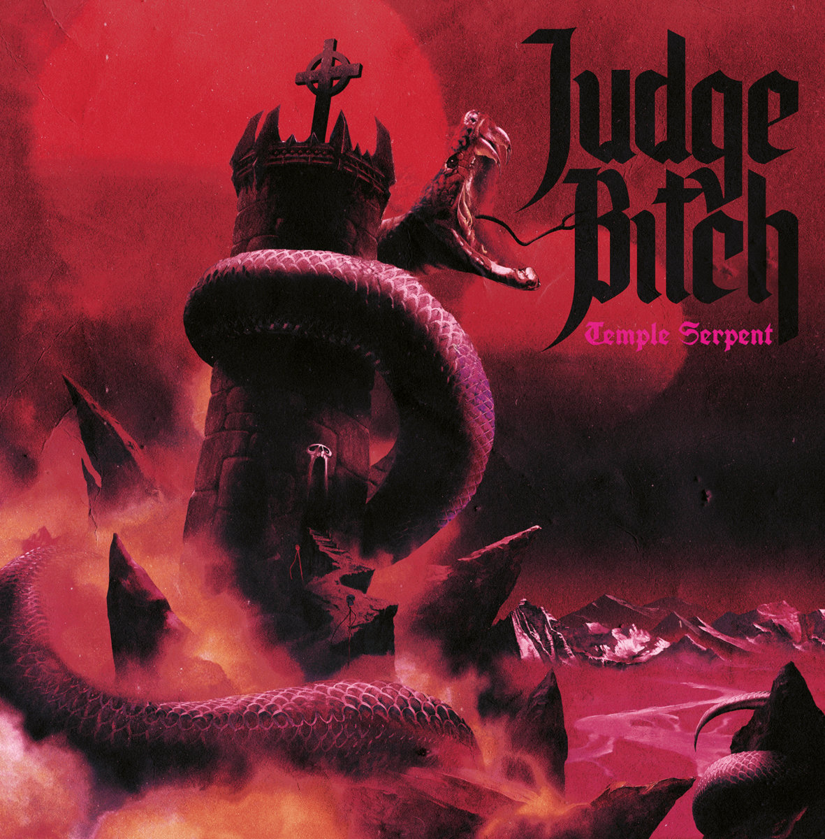 a0091923993 10 - Temple Serpent by Judge Bitch - Full Album Review