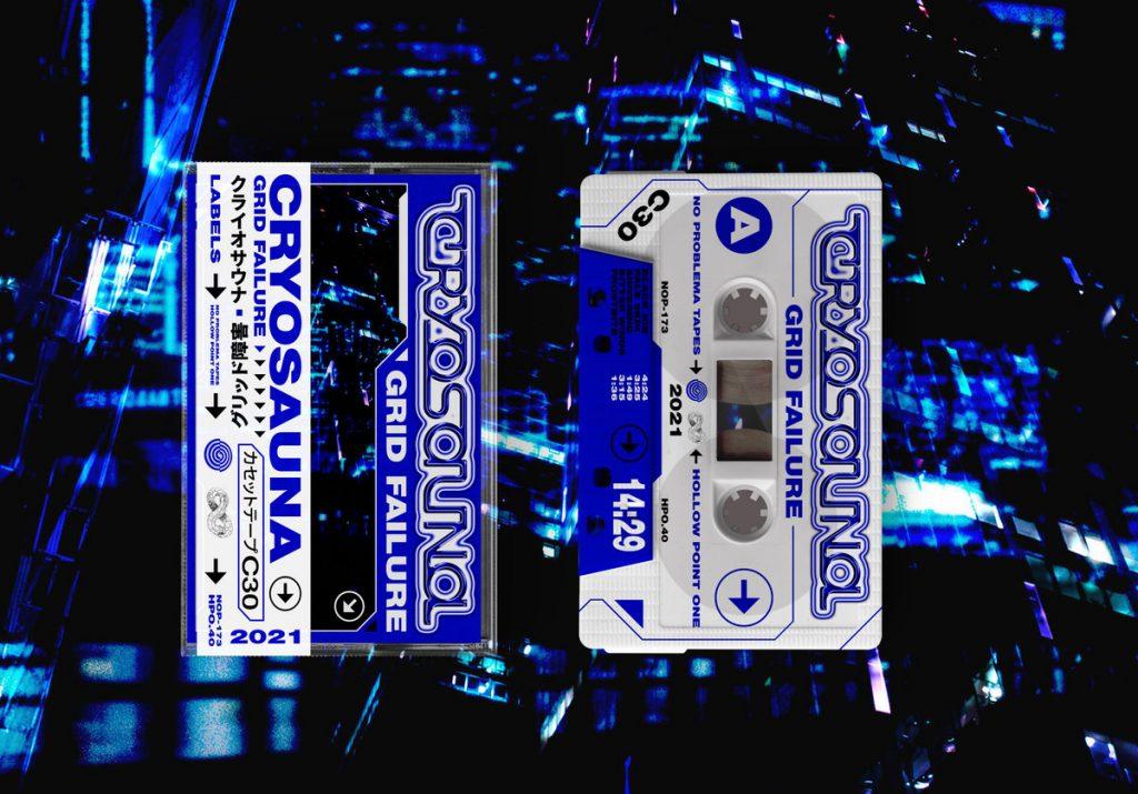 0023247487 10 1024x715 - CRYOSAUNA's 'Grid Failure' : Dark Synths and Dreampunk Bliss