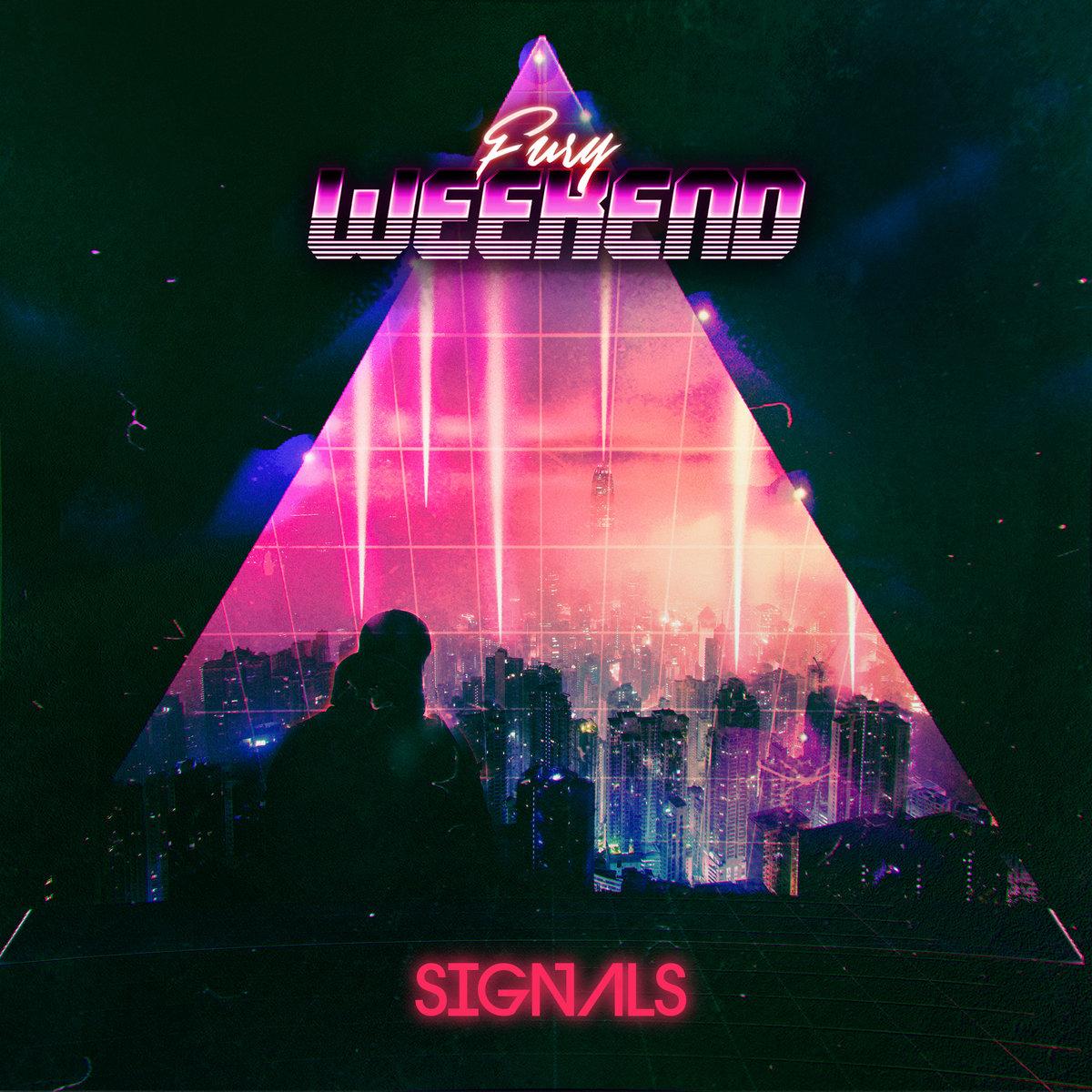 a1525239167 10 - Fury Weekend drops new album 'Signals'