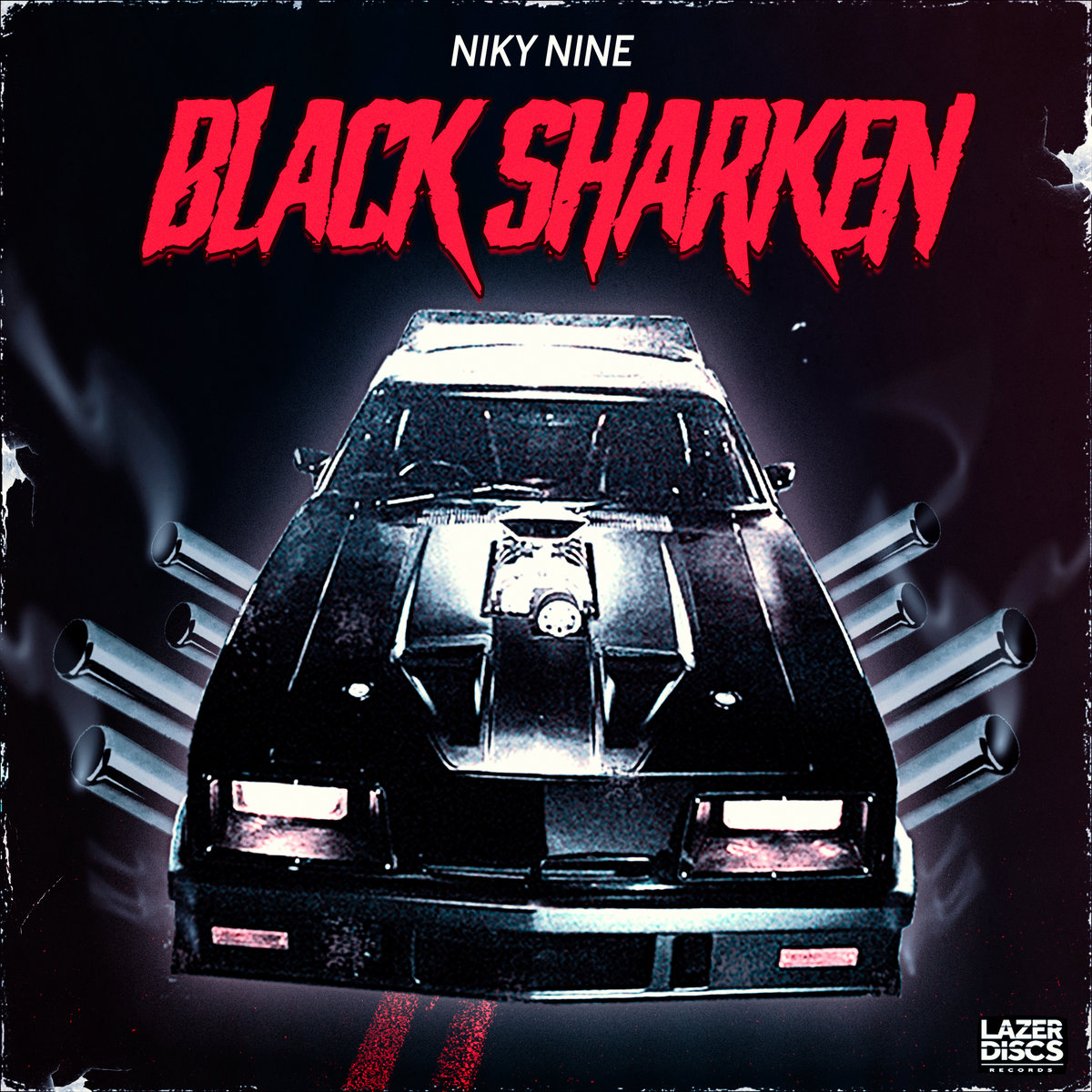 a2059632133 10 - Niky Nine's Black Sharken EP : a Fitting Finale to the Ozuwara Trilogy