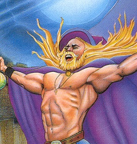 neongandalf - Box Art XI: Wrath of Neon Gandalf