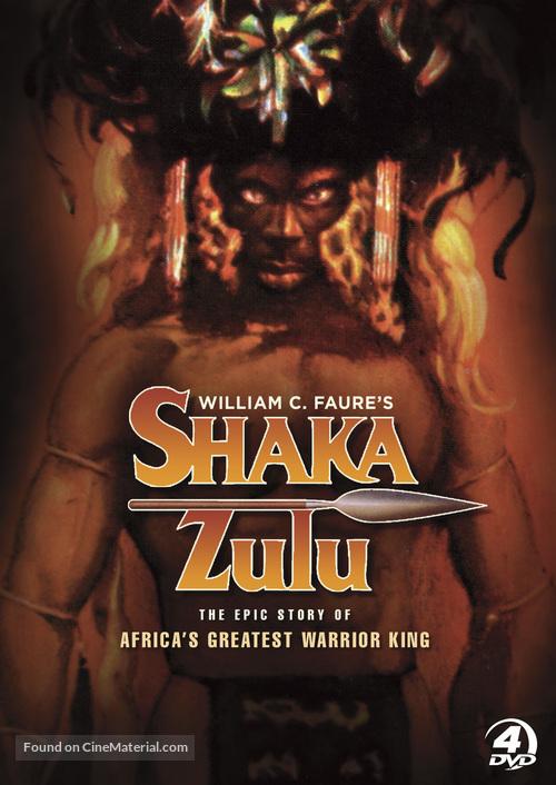 zulu - Retro Movie of the Month: SHAKA ZULU (1986)