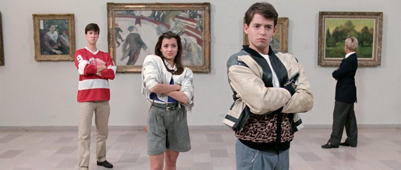 Art Museum scaled - Ferris Bueller's Day Off (1986)
