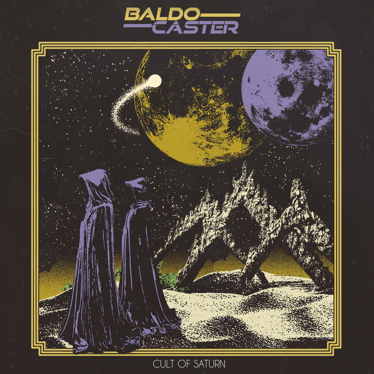 Baldocaster Cult of Saturn